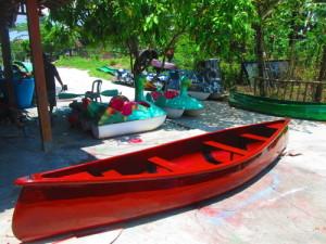 Perahu Kano Indian