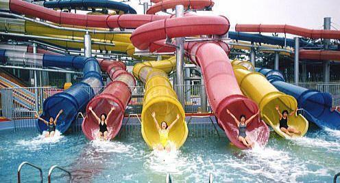 Kontraktor Wahana Air & Waterpark Murah