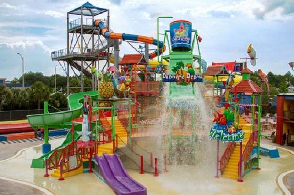 Kontraktor & Biaya Pembuatan Waterboom, Waterpark & Ember Tumpah di Pekanbaru