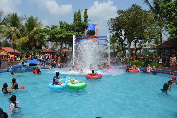 Kontraktor & Biaya Pembuatan Waterboom, Waterpark & Ember Tumpah di Palembang